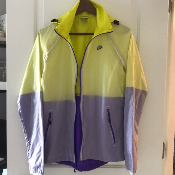 f07837dfc Nike Color-Block Running Jacket